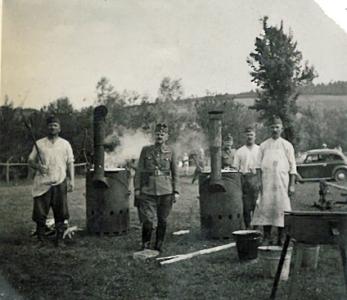 Kárpátalja - fő a vacsora - II. világháború