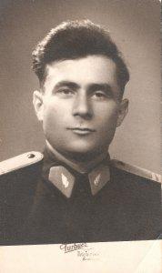 Szabó István, 1954