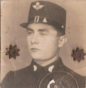 Szabó István váltókezelő, 1943