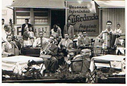 Sári cukrászda – 1960-as évek