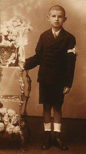 Engelhardt József elsőáldozó - 1939