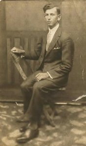 Engelhardt Mátyás ács - 1926