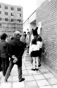 A Törökzugi óvoda átadása - 1975