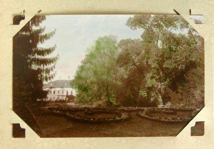 Harruckern-Wenckheim-Almásy-kastély - 1920-as évek