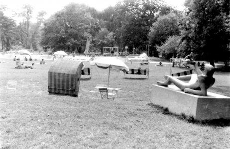 A Gyulai Várfürdő - 1967