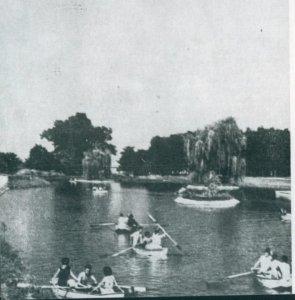 Csónakázó tó - 1960-as évek