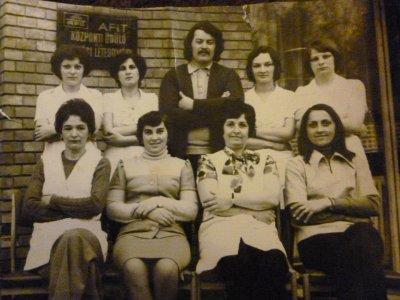 AFIT Központi Üdülő - 1976