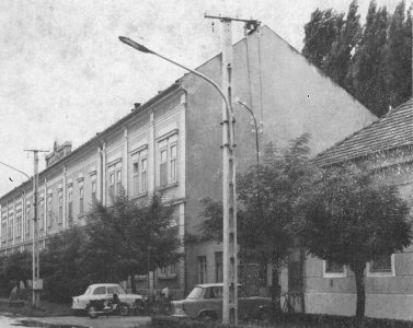 Az Ipari Szakmunkásképző Intézet - 1960-as évek