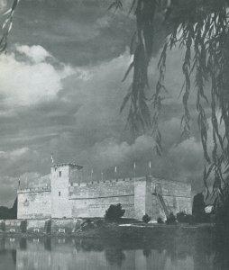 Gyula vár - 1960-as évek vége