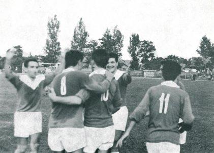 Az NB II-es MEDOSZ labdarúgói - 1960-as évek
