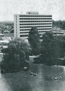 SZOT Üdülőszálló - 1960-as évek