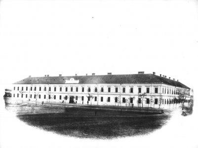 Gyulai Gyalogsági Laktanya - 1914-18