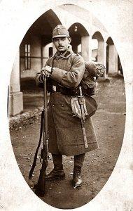 Ismeretlen gyulai katona - 1914-1918