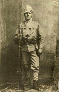 Dézsi Ambrus - 1914-1918