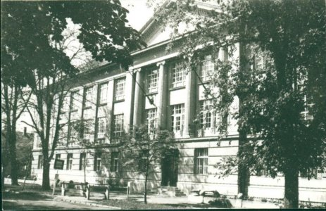 3. sz. Általános Iskola az 1970-es években