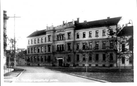 Pénzügyi Palota - 1910-es évek