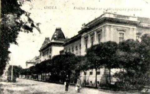 Törvényszéki Palota  -1906
