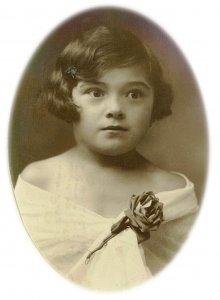 Sz. Ilyés Irén - 1927