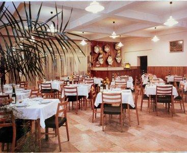 Park étterem - 1970-es évek