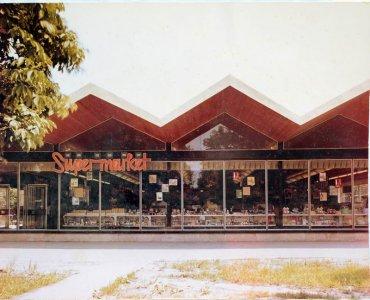 Szupermarket - 1970-es évek