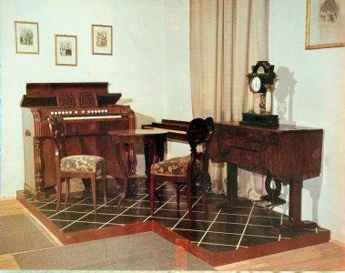Erkel Ferenc szülőháza - 1970-es évek