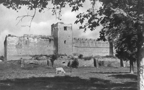 Gyulai vár - 1930-as évek