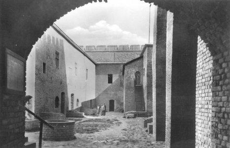 Gyulai vár - 1960-as évek eleje