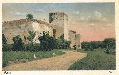 Gyulai vár - 1950-es évek