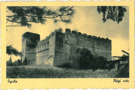 Gyulai vár - 1948
