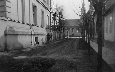 Gyulai Román Ortodox Templom tűzesete - 1943. február 20.