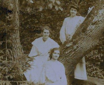 Ismeretlen családi fotó - 1904